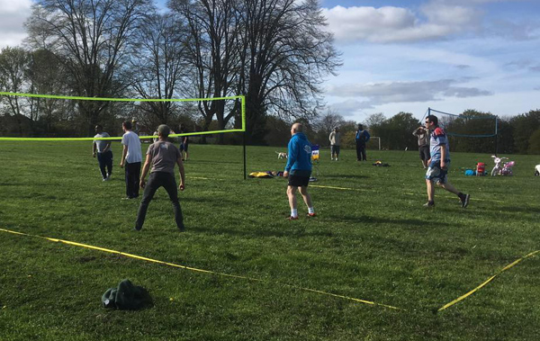 heavitree volleyball