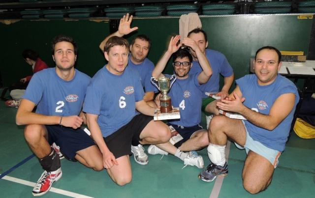 Cup Winners Torexe Hunters